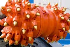 De machine van de mijnbouw Royalty-vrije Stock Afbeelding