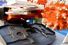 De machine van de mijnbouw Stock Fotografie