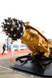 De machine van de mijnbouw Stock Afbeelding
