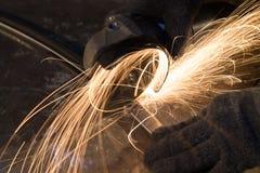 De Machine van de molen Stock Afbeeldingen