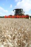 De machine van de oogst stock foto's