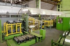 De machine van de productie royalty-vrije stock foto's
