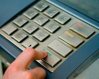 De machine van de speld Stock Afbeelding