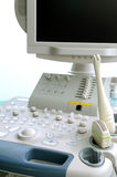 De machine van de ultrasone klank Stock Afbeeldingen