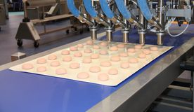 De Machine van de Verwerking van het voedsel. Royalty-vrije Stock Afbeelding