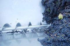 De machine van de wijnbereiding Royalty-vrije Stock Foto