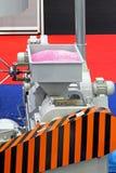 De machine van Exstruder stock afbeelding
