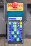 De machine van het afstandsbedieningmalen Stock Foto's