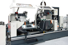 De machine van het aluminium Royalty-vrije Stock Afbeelding