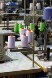 De machine van het borduurwerk stock foto's