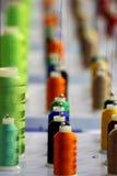 De machine van het borduurwerk stock foto