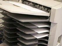 De machine van het exemplaar Royalty-vrije Stock Afbeeldingen