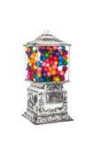 De Machine van het suikergoed stock foto's