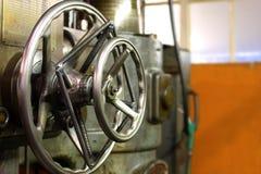 De machine van ingenieurs Royalty-vrije Stock Fotografie
