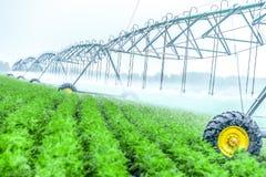 de machine van de landbouwirrigatie royalty-vrije stock foto's