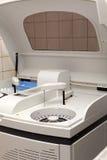 De machine van Robotical voor centrifugebloed Stock Foto's