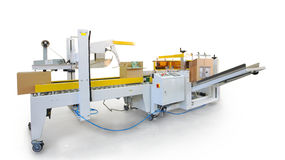 De Machines van de druk Stock Foto's