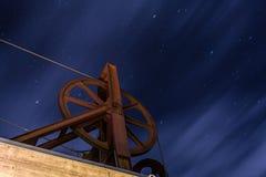 De Machines van de Kabelwagen Royalty-vrije Stock Fotografie