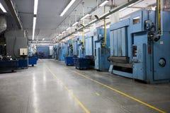 De machines van de wasserij royalty-vrije stock afbeelding