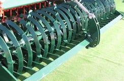 De machines van het landbouwbedrijf Stock Fotografie