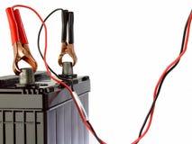 De Macht van de batterij Stock Afbeeldingen