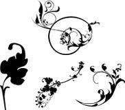 De macht van de bloem stock illustratie