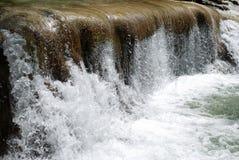 De Macht van de waterval Royalty-vrije Stock Foto