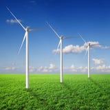 De Macht van de wind royalty-vrije stock foto's