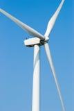De macht van de wind voor elektriciteit Stock Fotografie