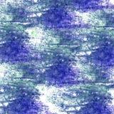 De macro Donkerblauwe, groene textuur van de vlekvlek op witte B Royalty-vrije Stock Afbeeldingen