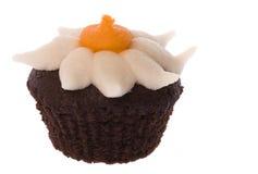 De Macro van de Cake van de kop Royalty-vrije Stock Afbeelding