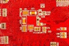 De macro van de hardware Royalty-vrije Stock Fotografie
