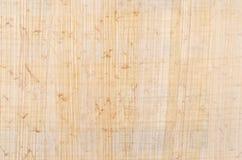 De macrofoto van de papyrusoppervlakte royalty-vrije stock afbeeldingen