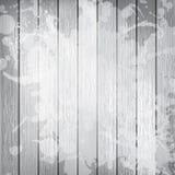 De madeira com pintura espirra o molde EPS10 positivo Fotos de Stock Royalty Free