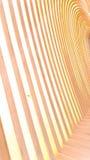 De madeira paralelo Imagens de Stock Royalty Free