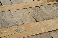 De madeira sujo e marrom textured Foto de Stock