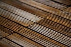 De madera Foto de archivo