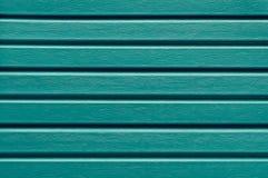 De madera, textura de los paneles del plástico de vinilo Foto de archivo