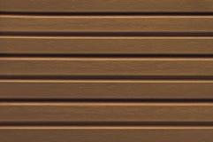De madera, textura de los paneles del plástico de vinilo Imagen de archivo libre de regalías