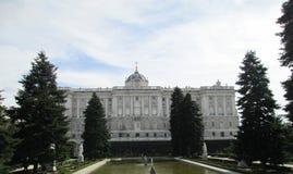 De Madrid al mundo Imagenes de archivo