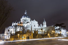 De Madrid Torres de la Castellana Lizenzfreies Stockbild