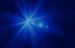 De magische achtergrond van de ster stock illustratie