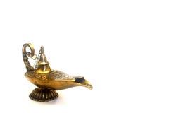 De magische Lamp van het Genie Stock Afbeeldingen
