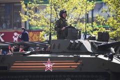 9 de maio arbat novo da rua de Victory Day Fotos de Stock Royalty Free
