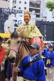 4 de maio de 2017 Festival da rua de Fukuoka Fotografia de Stock Royalty Free