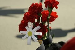 9 de maio Victory Day Imagens de Stock