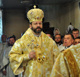 _5 de Major Archbishop Sviatoslav Shevchuk Fotografia de Stock Royalty Free