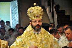 _8 de Major Archbishop Sviatoslav Shevchuk Fotografía de archivo
