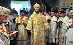 _7 de Major Archbishop Sviatoslav Shevchuk Photo stock