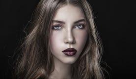 De Make-up van de manier Royalty-vrije Stock Foto